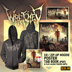 Son Of Perdition CD And Zip-Up Hoodie Package