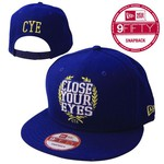 Blue And Gold New Era Hat