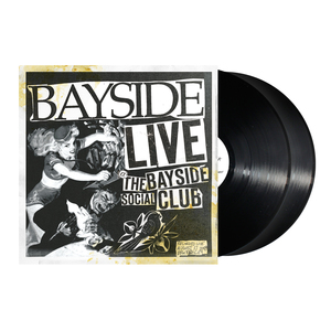 Bayside Live At The Bayside Social Club Vinyl Black